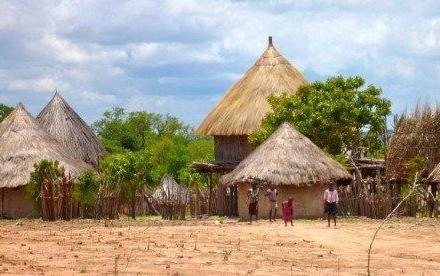 Zimbabwe-Village